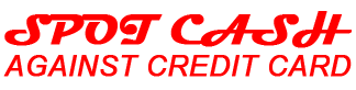 9087444555 – Spot Cash Against Credit Card Chennai – Credit Card To Cash In Chennai @ 2% Logo
